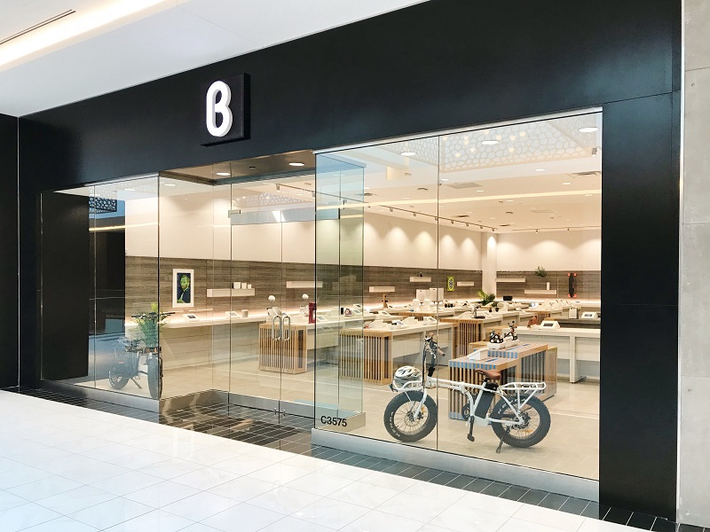 Oralift joins the the world's most innovative products in the US: B8ta stores